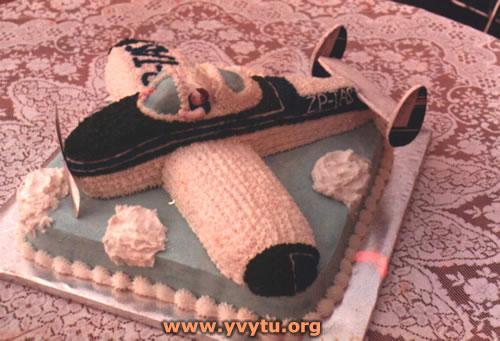 Quien está en la torta?
